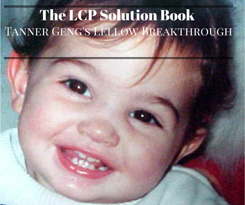 "Tanner Geng's ""The Lellow Breakthrough"" For Apraxia (The LCP Solution book)"