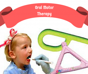 Oral Motor Dysfunction Exercises And Therapy For Autism