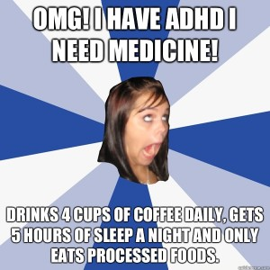 Diet May Help ADHD More Than Drugs