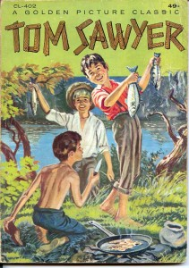 Would Tom Sawyer be diagnosed with ADHD today?