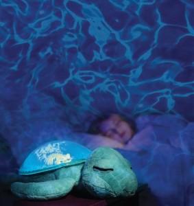 Cloud b Twilight Constellation Night Light, Turtle