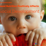 Good Nutrition=Good Social Development