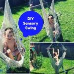 DIY Sensory Swing