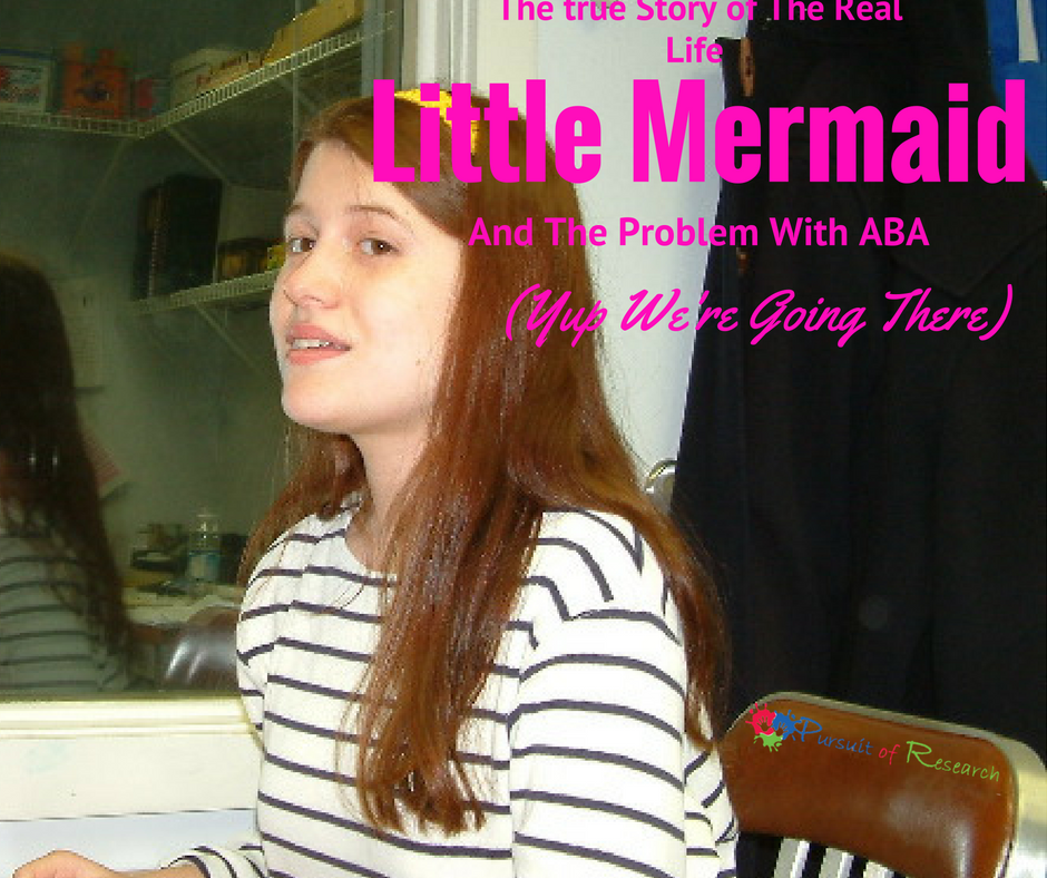 The True Story Of The Real Life Little Mermaid