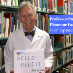 Professor Pup's Phoneme Farm….For Speech?