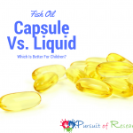 Fish Oil Capsule Vs Liquid For Children