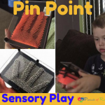 Pin Point Sensory Play