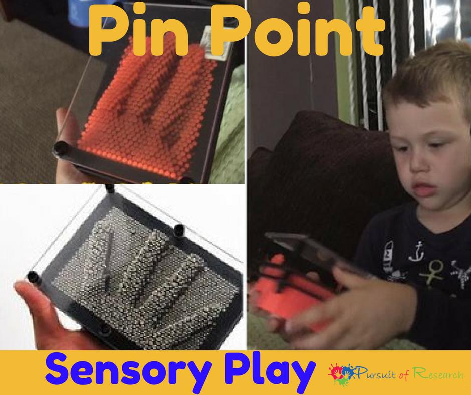 Pin Point Sensory Play