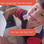 A Lost Language Can Be Good