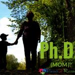 Ph.D.(MOM)?