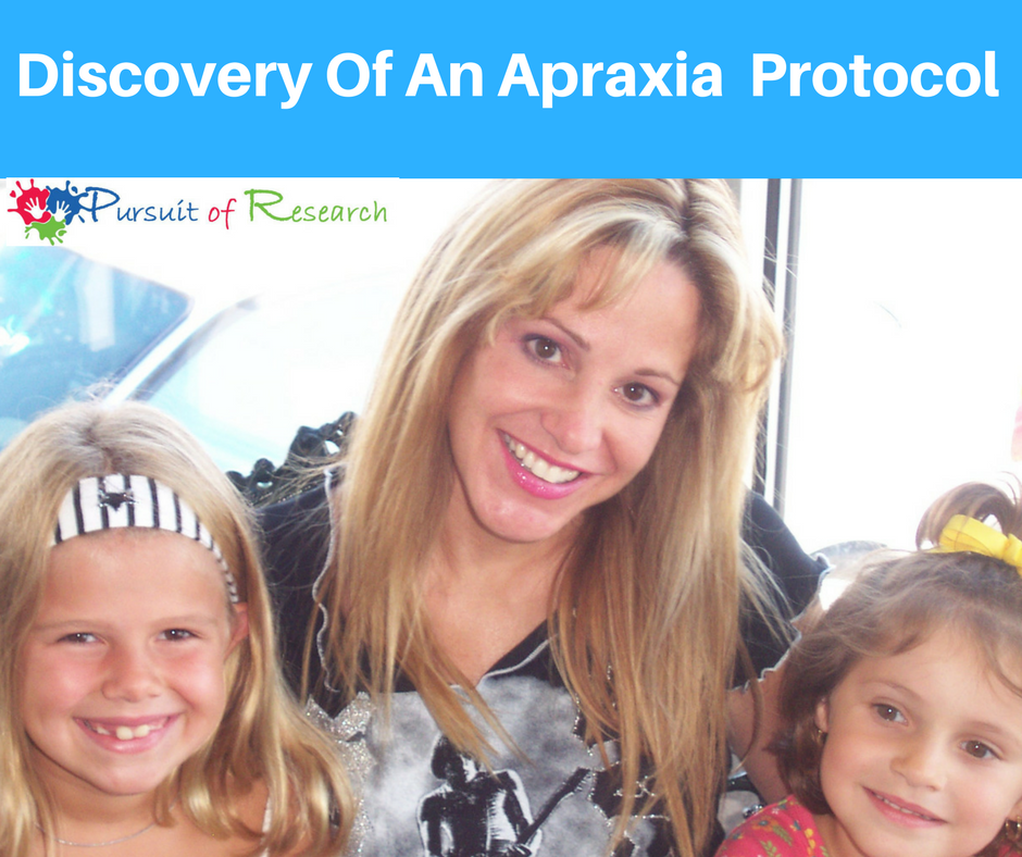 Discovery Of An Apraxia Protocol