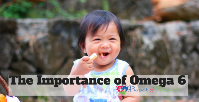 The Importance of Omega 6 Including GLA An Anti-Inflammatory Nutrient