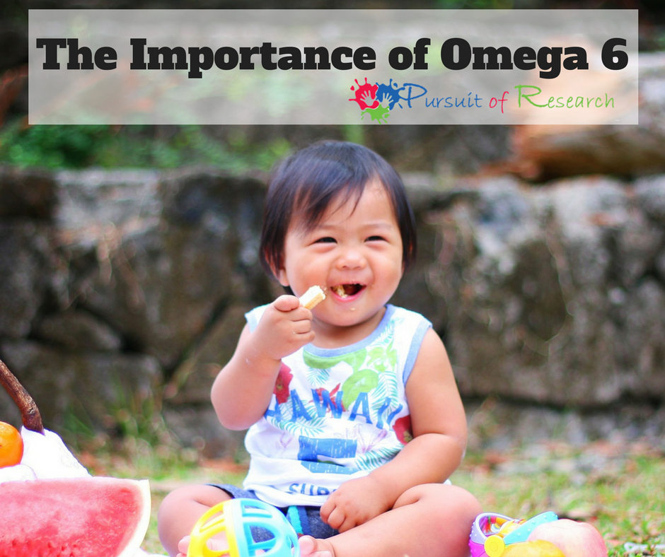 The Importance of Omega 6