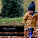 Back To School Useful Links