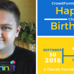 Cherab Presents Chris's crowdFunnit Birthday Party