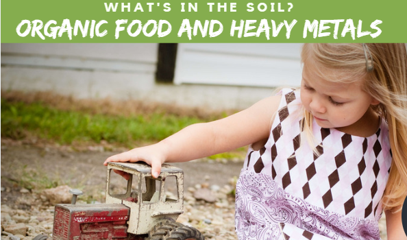 Organic Food And Heavy Metals