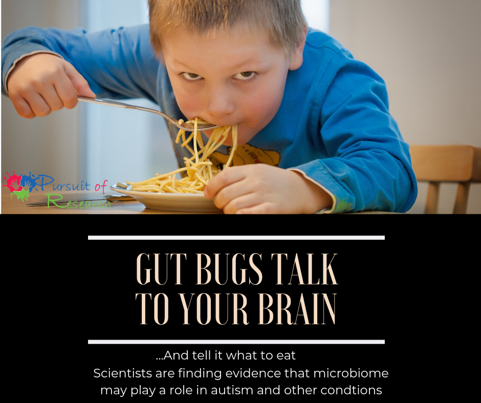 Gut Feeling How Microbes Shape Autism >> Gut Bugs Talk To Your Brain