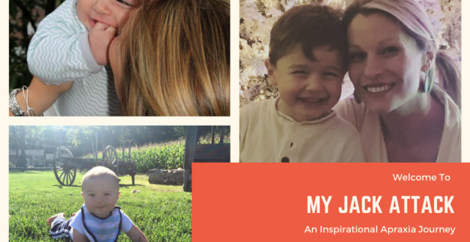 My Jack-Attack: An Apraxia Journey