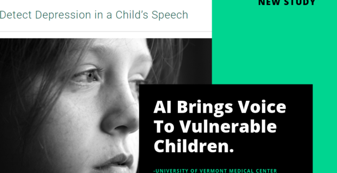 AI Brings Voice To Vulnerable Children
