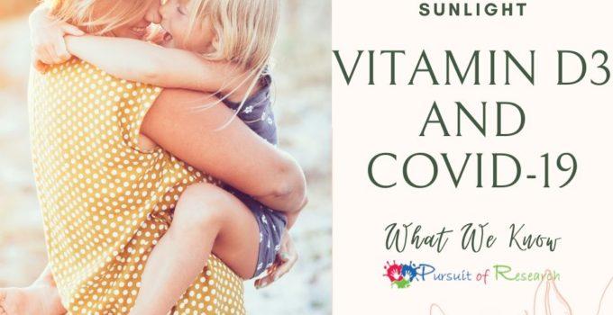 Vitamin D3 and COVID-19